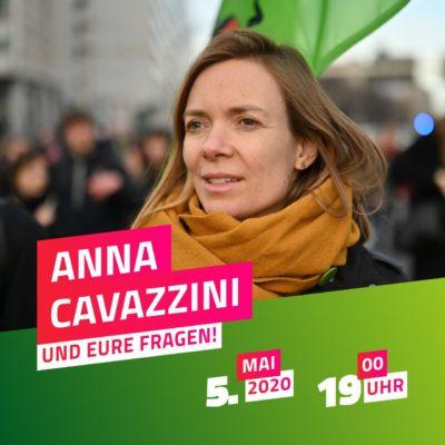 Digitaler Besuch der GRÜNEN Jugend Dresden @ Online