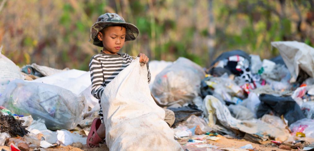 Importe im Wert von 50 Milliarden Euro in die EU stammen jährlich aus Kinderarbeit