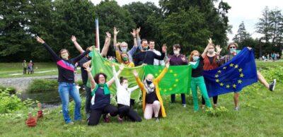 Grünes Engagement gegen Braunkohletagebau Turów am Dreiländereck